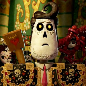 Watch now: The animated trailer for 'The Book of Life'