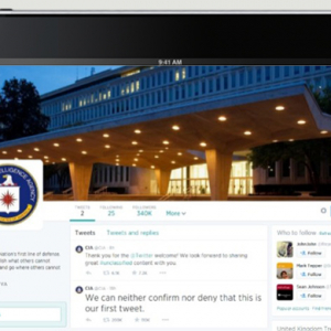 The CIA joins Twitter with a humourous first tweet