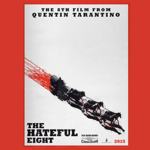 Quentin Tarantino shares trailer for the upcoming 'The Hateful Eight' film