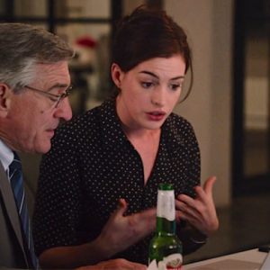 Watch now: The trailer for 'The Intern' has been released