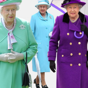 Happy 88th Birthday to HRH Elizabeth II of England