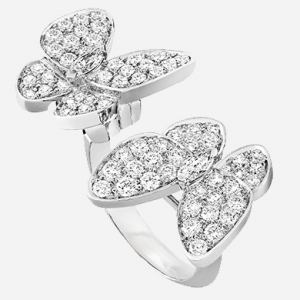 Object of Desire: The double butterfly ring