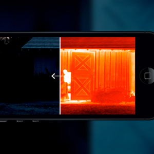 The Seek Thermal Smartphone Camera app
