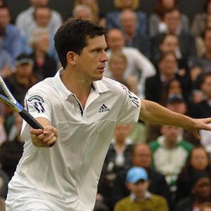 Sports star Tim Henman to play at Tennis in the Palace