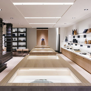 Tomas Maier opens his first Manhattan boutique