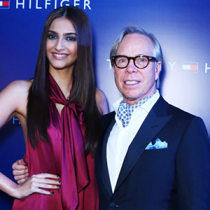 Tommy Hilfiger celebrates the brand's 10th anniversary in India