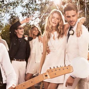 Tommy Hilfiger's new family-inspired Spring/Summer 15 campaign
