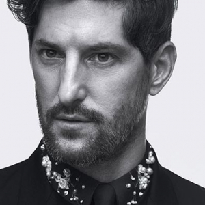 Tony Ward and Alessio Pozzi front Givenchy's new menswear campaign