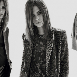 Your first look at the Uniqlo x Carine Roitfeld collection is here