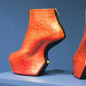Put your best foot forward and step inside the V&A's new shoe exhibit