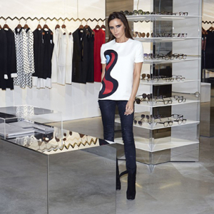 """What we all want to know is... Will David be here?\"" Buro 24/7 previews Victoria Beckham's London store"
