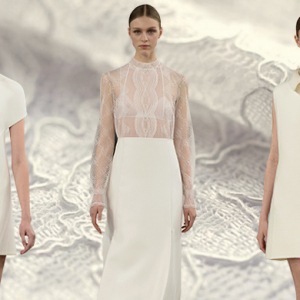 Valentino debuts its new Haute Couture collection in New York City