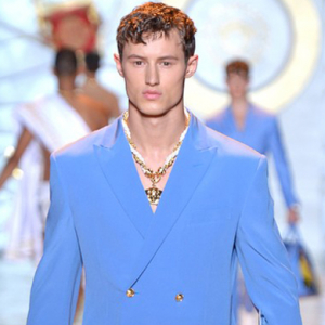 Milan Men's Fashion Week: Versace Spring/Summer 15
