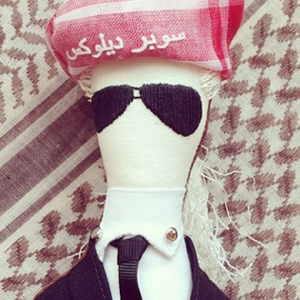 Buro 24/7 Interview: The doll maker Ola Dajani