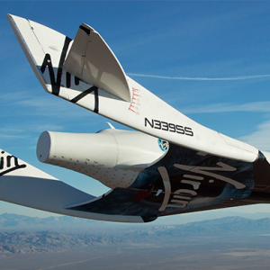 Virgin Galactic spaceship crashes with two crew members in tow