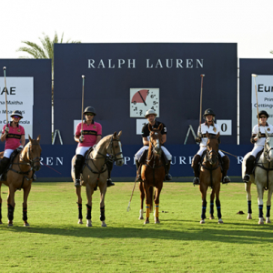 The Ralph Lauren International Ladies Day Polo
