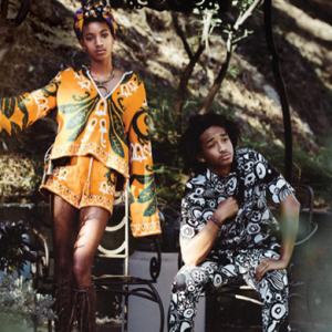 Willow and Jaden Smith star in this month's Billboard magazine