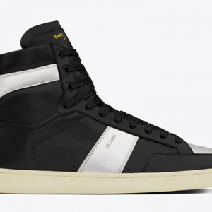 Introducing Saint Laurent's SL/02H Court Classic trainer