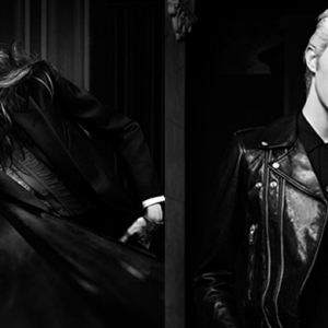 First look: Saint Laurent Spring 2014 campaign