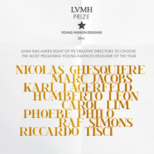 LVMH announce 'Prize Panel' experts for Young Designer Award