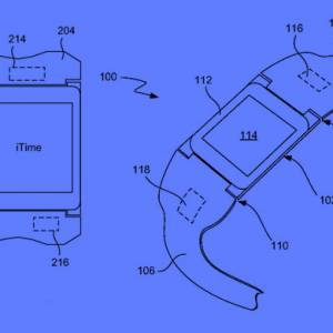 Apple's iTime smartwatch patent is revealed