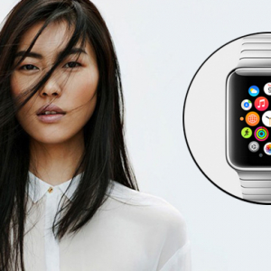 Have Apple tapped Liu Wen as the face of the new Apple Watch?
