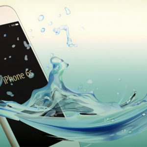 Apple is developing waterproof methods for its devices