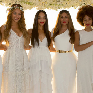 Beyoncé, Jay Z, Blue Ivy, Solange, and more attend Tina Knowles and Richard Lawson's wedding