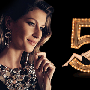 Full look: Chanel N°5 'The One That I Want' campaign starring Gisele