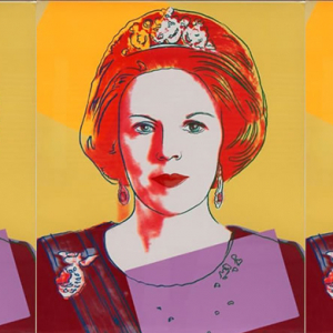 A $60k Andy Warhol can now be bought with the swipe of an iPad
