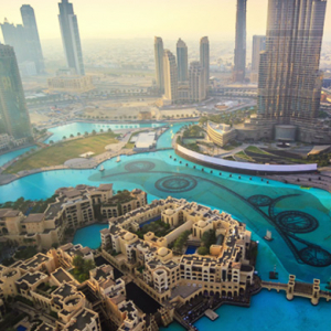The luxury industry turns its attention to Dubai