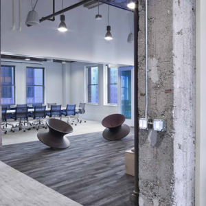 Expedia's newly revamped San Francisco headquarters