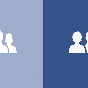 Facebook has changed its friend icon to make the man and woman equal