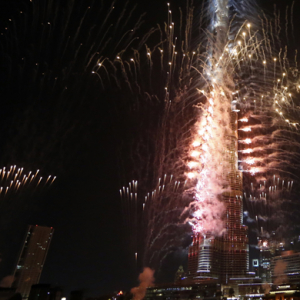 Dubai Expo 2020: The city celebrates