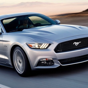 Drive the new 2015 Ford Mustang ahead of its release