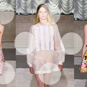 Milan Fashion Week: Giamba Spring/Summer 15
