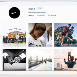 Social media report: Nike leads in Instagram gains among fashion brands