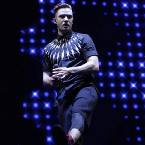 Justin Timberlake dressed by Neil Barrett for second-half of world tour
