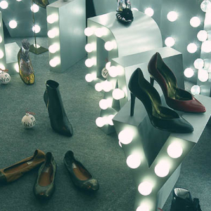 Lanvin debut shoe pop-up at Dubai's Level Shoe District