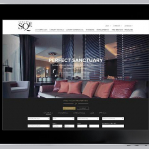 The UAE's new property portal 'Luxury SQft' launches