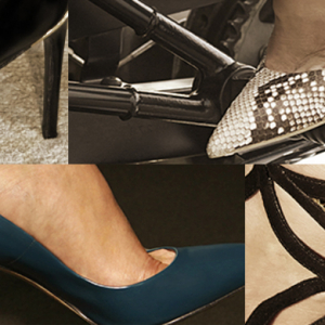 A new video by Louis Vuitton: shoes of a leather flock together