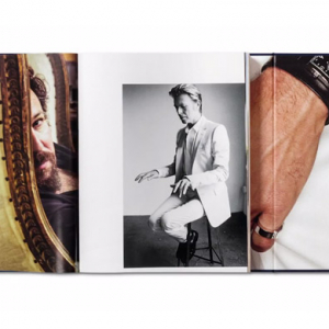 Mario Testino launches new book – Sir – with a focus on male photography