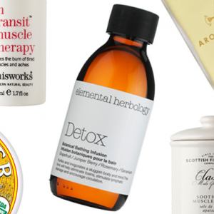Top 10: Post-workout products for men