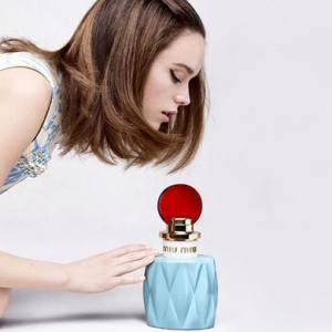Pretty perfume: Miu Miu unveils its first ever fragrance