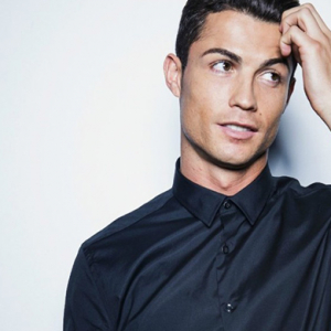 Football star Cristiano Ronaldo is now the most liked figure on Facebook
