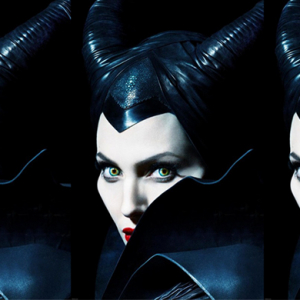 First look: Angelina Jolie is Maleficent