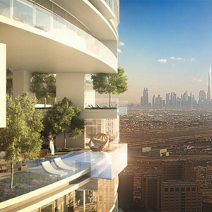 Dhs 927 million secured for Dubai's latest luxury project