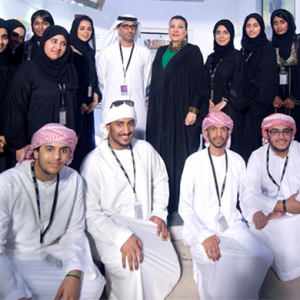 Abu Dhabi Art: ADMAF gives Design Award to students