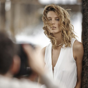 First look: Daria Werbowy for Mango