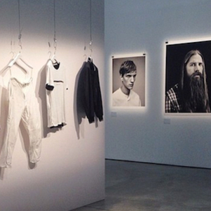 Rag & Bone's gallery showcase for new men's collection